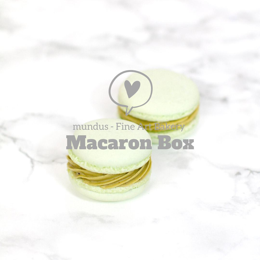 Mundus Hannover - Macaron Box