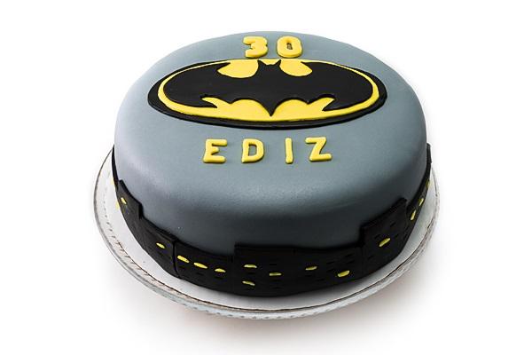 Batman Motiv Torte Mundus