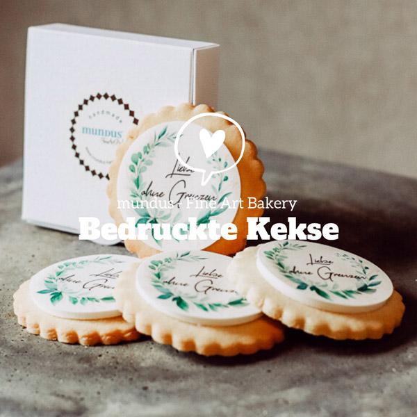 Mundus Hannover Bedruckte Kekse