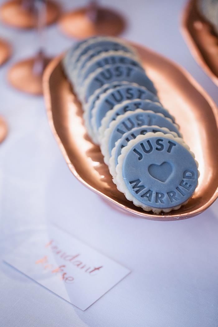 Rosegold Candybar Passend Zum Farbtrend Auf Hochzeiten Mundus