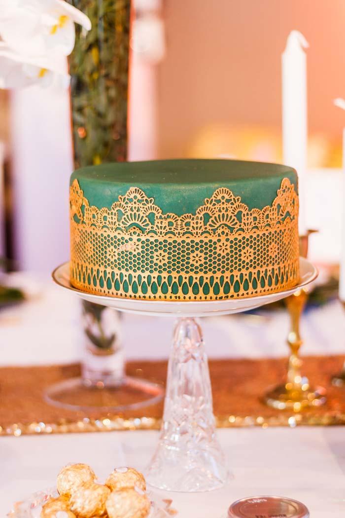 Candy Bar Auf Der Hochzeitsmesse Mundus